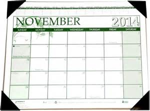 desk calendars 17x22 inch desk calendar