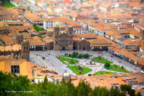 Beautiful Places In America by Photo Of The Week Plaza De Armas In Cusco Peru