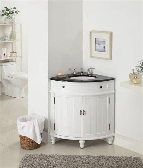 Superb 24 Inch White Bathroom Vanity #4: Corner-sink-bathroom-vanity.jpg