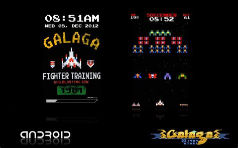 themes android deviantart android galaga theme by ramiroquai on deviantart