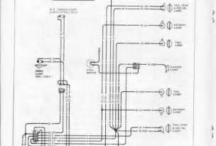 tailight wiring diagram 1984 camaro wedocable