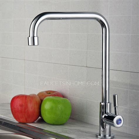 cheap kitchen sinks and faucets modern cheap cold water only kitchen sink faucet