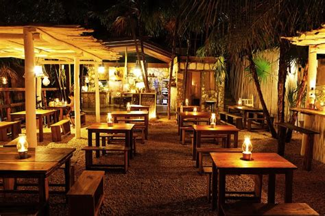 backyard dining honeymoon ideas outdoor dining in tulum mexico