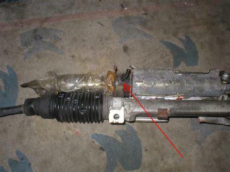 Leak In Power Steering Rack by Xantia Hdi Power Steering Rack Leak Car Forum