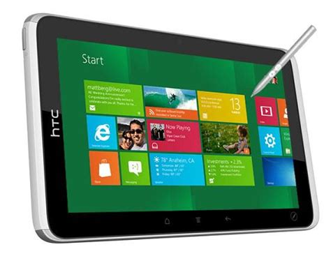 Hp Htc Windows 8 nueva tablet de htc con windows 8
