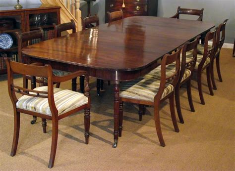 antique mahogany dining room furniture antique extending table georgian mahogany dining table