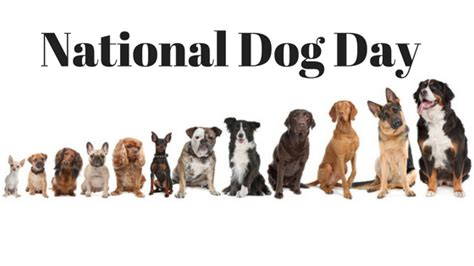 when is puppy day out the treats it s national day of living