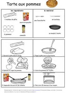 la tarte aux pommes recettes illustr 233 es