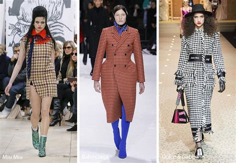 Fall Winter Fashion Trends 6 The Winter Garden by Fall Winter 2018 2019 Print Trends Fall 2018 Runway