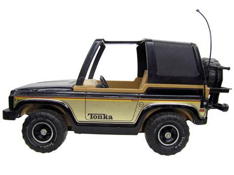 tonka jeep 1970 s vintage mr 970 mighty tonka black jeep bronco