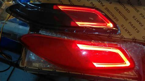 Led Bumper Belakang Honda Mobilio Hrv Murah jual lu bumper led honda hrv arena