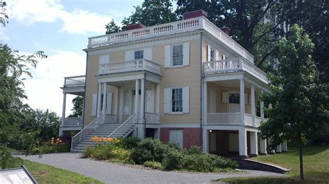 historic homes spotlight hamilton grange national memorial