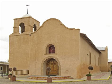 Beautiful Churches In Mesa #1: San_Jose_Catholic_Church_La_Mesa_New_Mexico.jpg