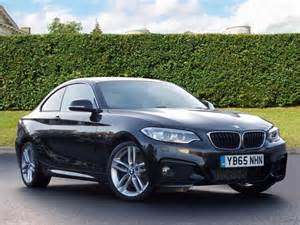 2015 bmw 2 series 218d 150 m sport 2dr manual coupe in