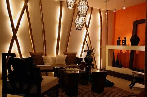 bamboo sticks home decor 34 ideas for decorative bamboo poles how to use them