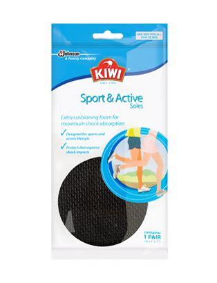 Kiwi Shoe Of Foot Gel kiwi 174 sport active insoles kiwi 174 products
