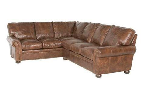 Classic Leather Sectional by Classic Leather Easton Sectional Sofa Clsfeastons