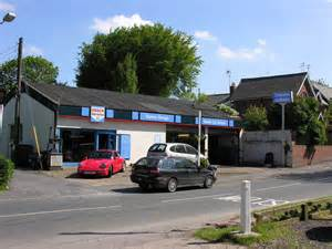 station garage c george robinson geograph britain and