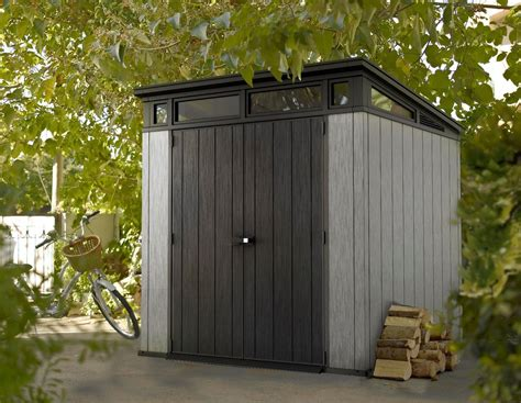 keter sheds keter artisan shed 7 x7 2 1mx2 1m 1 498 00 landera outdoor storage sheds and greenhouses