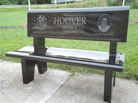 granite memorial benches granite monument headstone tombstone memorial cemetry gravestone designs manufacturers