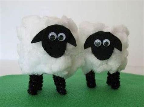 cardboard sheep template jak zrobić owieczki z rolek po papierze toaletowym