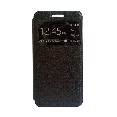 Flip Cover Oppo Neo 7 jual myuser flip cover casing for oppo neo 7 hitam