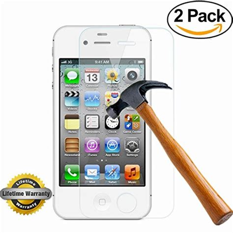 S Best Price Universal 5in Tempered Glass Bening Clear compare price to iphone 4 for 99 tragerlaw biz