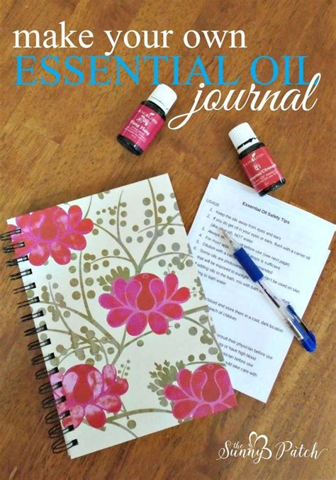 organizing essential oil recipes make your own essential