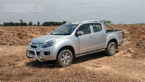 Door Design In India isuzu india launches the new d max v cross at rs 12 49