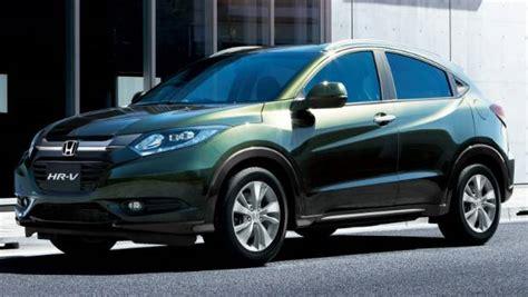 Emblem Awd Hrv Orisinil Japan honda hr v gets all wheel drive for new zealand market stuff co nz