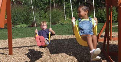swing features hazelwood climbing frame featuring swings slide monkey