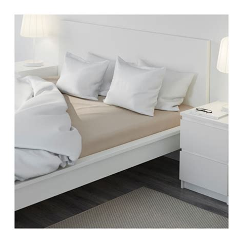 Malm Bed Frame High White L 246 Nset Standard King Ikea Malm Bed Frame High