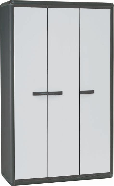 Plastic Cabinets With Doors Plastic Cabinets 9 Plastic Garage Storage Cabinets With Doors Neiltortorella