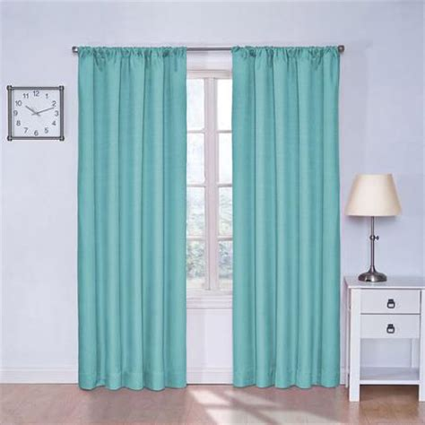walmart window curtains curtains window treatments walmart com