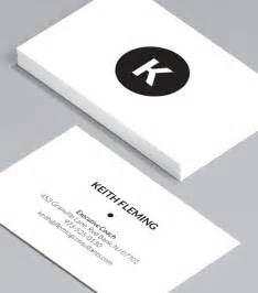 Sle Of Business Card Template by Business Card Designs On Target
