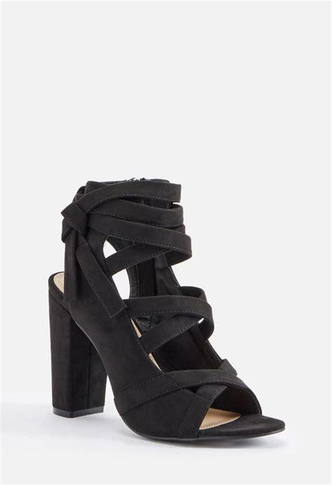 Davina Sandal davina heeled sandal shoes in black get great deals at