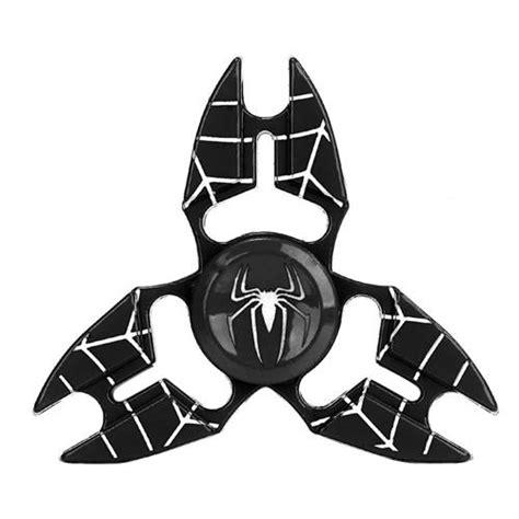 Spinner Fidget Spinner Spider fidget spinner zinc alloy black