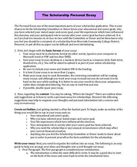 Essay Sles Pdf writing personal essays 28 images writing personal