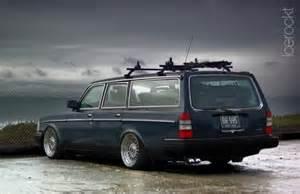 Slammed Volvo 240 Lowride Volvo 240 Volvo 240 Volvo And Slammed