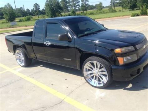 sell   chevrolet colorado sport ls extended cab