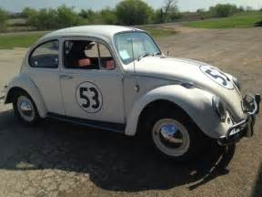 volkswagen beetle classic herbie 1965 volkswagen beetle herbie the love bug for sale