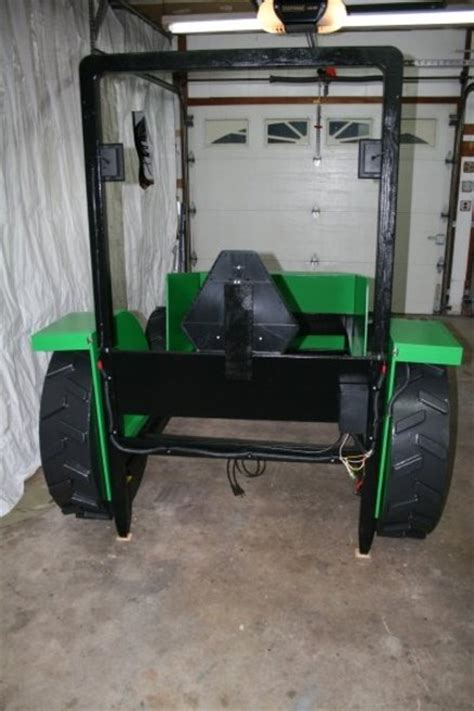 John Deere Tractor Bed By Anthonyp Lumberjocks Com Tractor Bed Frame