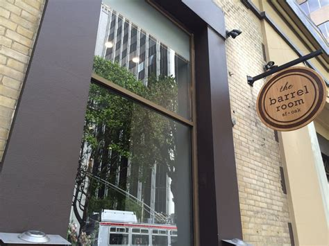 the barrel room in fidi offers a rotating menu happy hour 8 little known restaurants in san francisco worth the search
