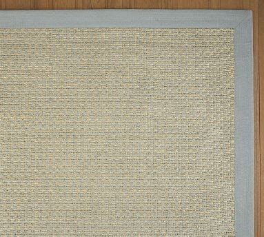 chenille jute rug 8 x 10 chenille jute basketweave rug 8 x 10 porcelain blue traditional rugs by pottery barn