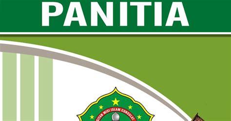 design name tag panitia desain id card panitia acara semrawut