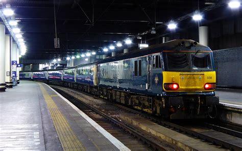National Express Sleeper by Caledonian Sleeper