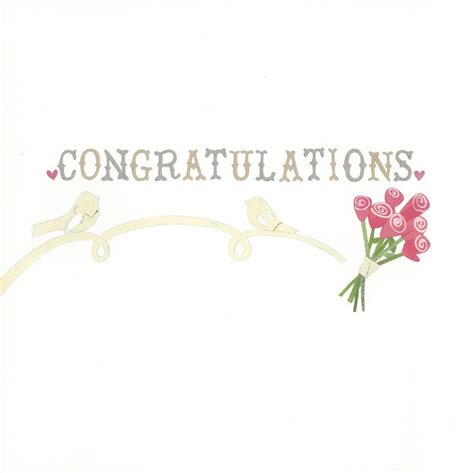 Congratulations Card Template Bamboodownunder Com Congratulations Wedding Card Template