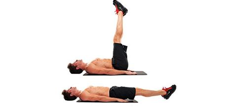 abdominales en casa para hombres rutina extrema de abdominales en casa para hombres la