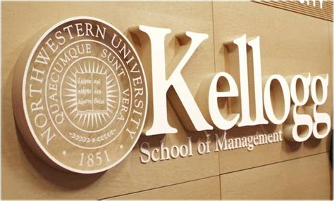 Kellogg S 1 Year Mba Average Gmat by Kellogg One Year Mba Admission With Scholarship After Gmat