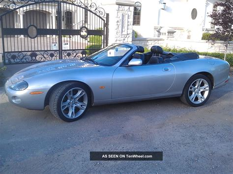 2004 jaguar xk8 base convertible 2 door 4 2l